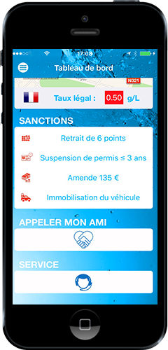 Image de démonstration de l'application